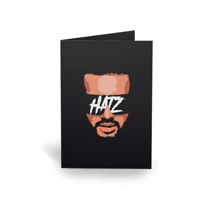 Felicitare Hatz 0