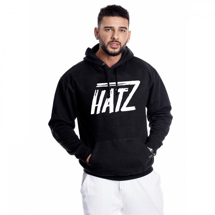 Hanorac Negru Hatz 0