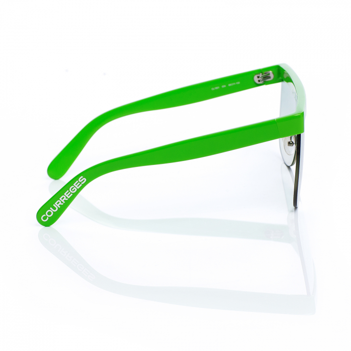 Ochelari COURREGES - THE MASK - mint
