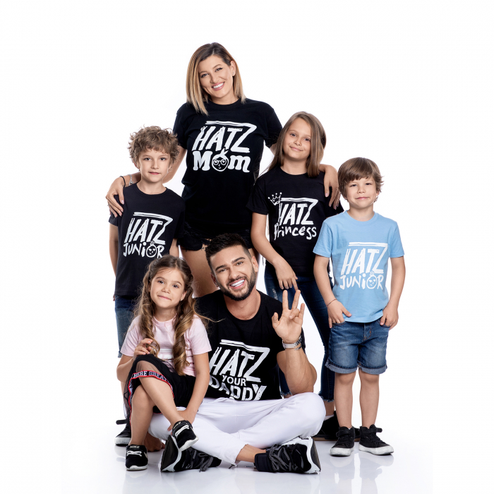 "Tricou ""Hatz junior"" 2"