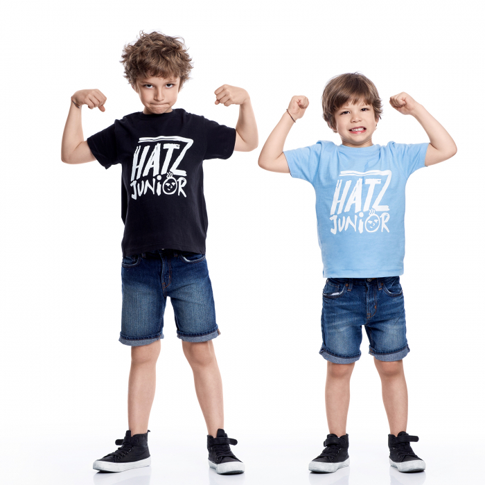 "Tricou ""Hatz junior"" 4"