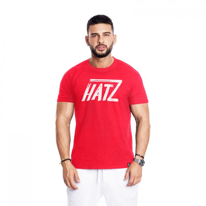 Tricou Hatz Rosu [0]