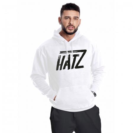 Hanorac Alb Hatz0