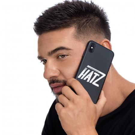 Husa telefon Hatz Negru Mat