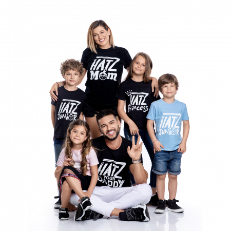 "Tricou ""Hatz junior""2"
