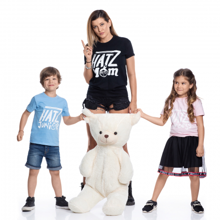 """Tricou """"Hatz mom""""3"""