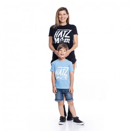 """Tricou """"Hatz mom""""1"""