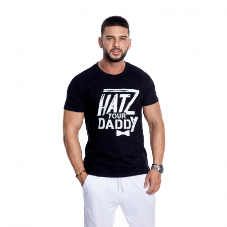 "Tricou ""Hatz your daddy""0"