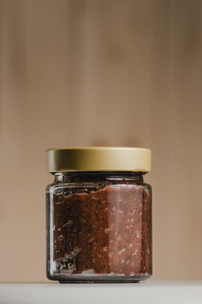 Cremă de ciocolată cu prune 180 gr 0