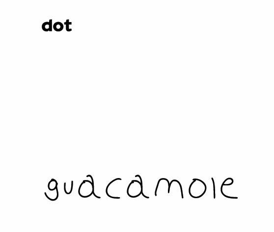 Guacamole 450 gr 6