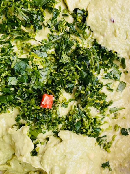 Guacamole 450 gr 4