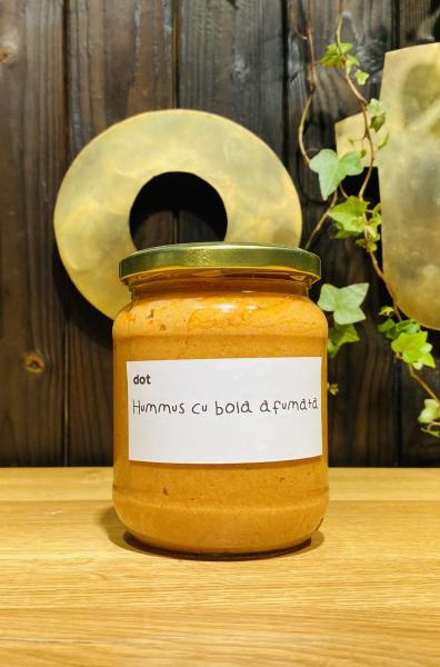 Hummus cu boia afumată 450 gr 0