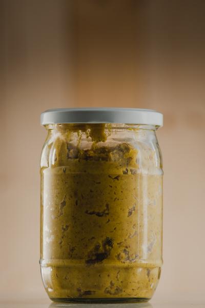 Hummus cu curry 0