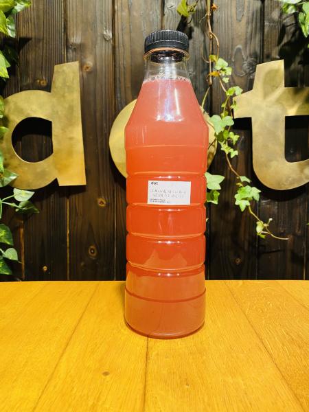 Limonadă cu aloe vera și rodie 1L [0]