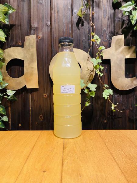 Limonadă cu aloe vera 1L 0