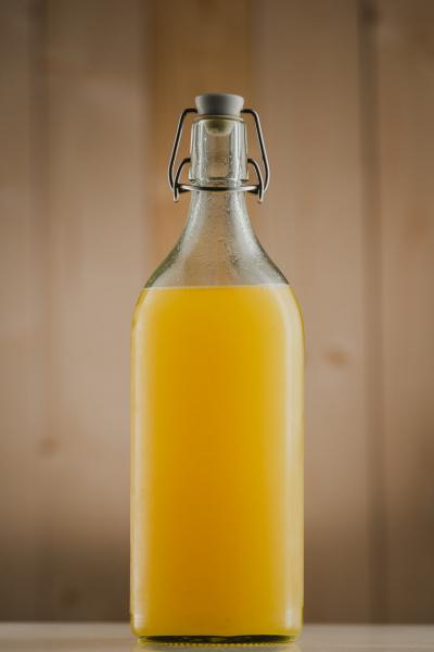 Ginger beer cu piersici 1L 0