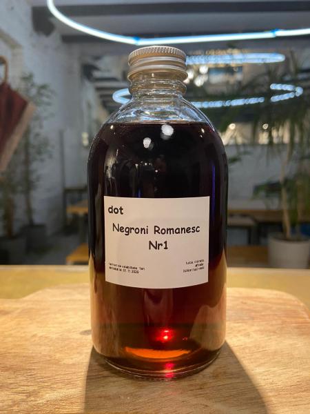 Negroni românesc nr 1 400 ml 0