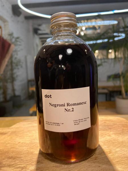 Negroni românesc nr 2 400 ml 0