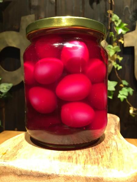 Ouă murate de prepeliță 400 gr [1]