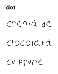 Cremă de ciocolată cu prune 180 gr1