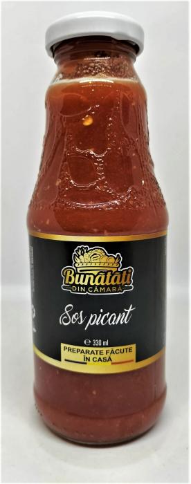 Sos Picant, 330 ml [0]