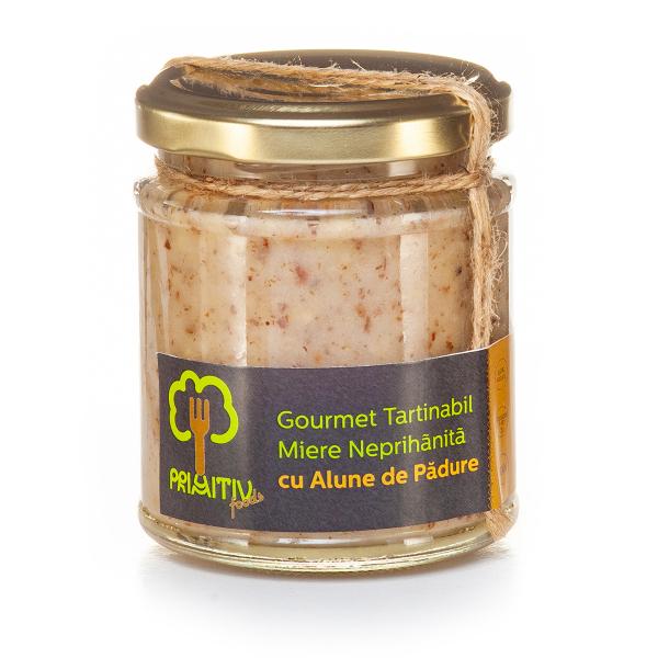Gourmet tartinabil cu alune de pădure, 240g 0