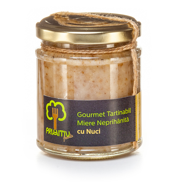 Gourmet tartinabil cu nuci, 250 [0]