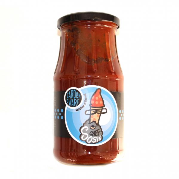 Ketchup artizanal indulcit cu curmale, 280g 0