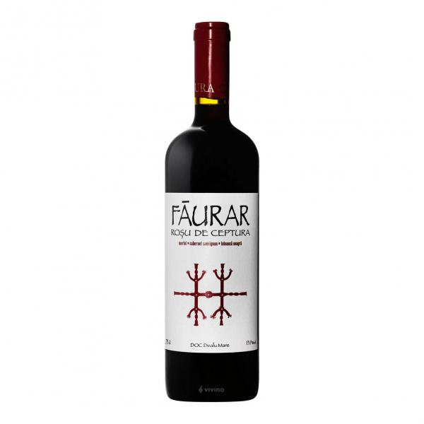 Vin roșu Faurar deCeptura 0