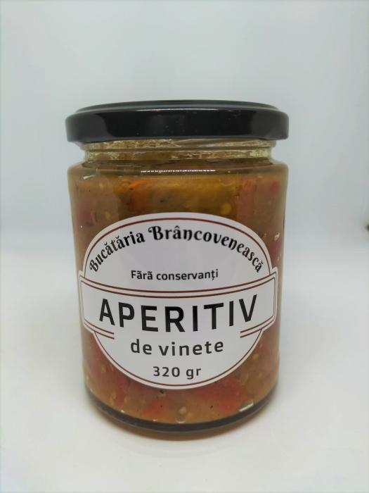Aperitiv cu Vinete, 320 gr [0]