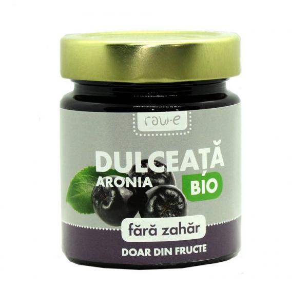 Dulceata BIO din fructe de aronia 0