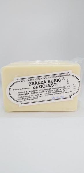 Branza buric de Golesti, 450-500 gr 0