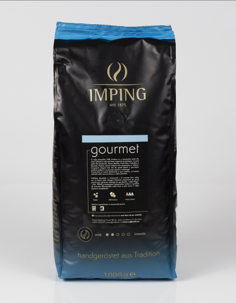 Cafea boabe GOURMET, 500 gr 0
