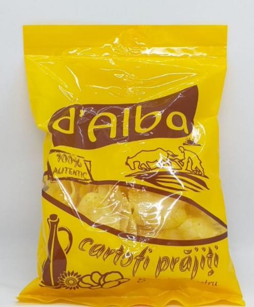 Chipsuri naturale din cartofi 0