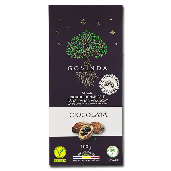 Ciocolată vegană – 100g 0