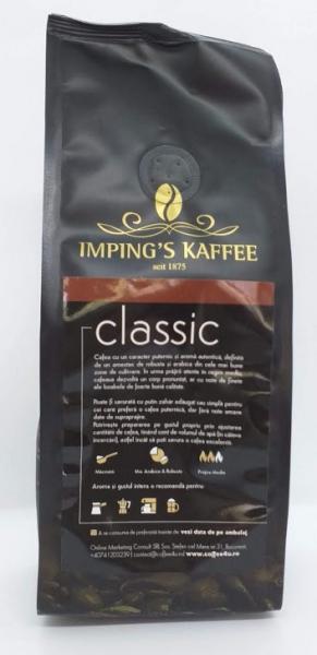 Cafea macinata CLASSIC, 250 gr 0