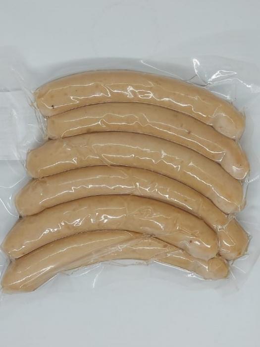 Crenvusti natrurali din carne de Curcan, aprox 350 gr [0]