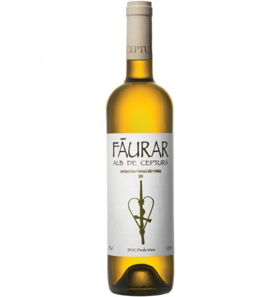 Vin alb Faurar de Ceptura, 750ml 0