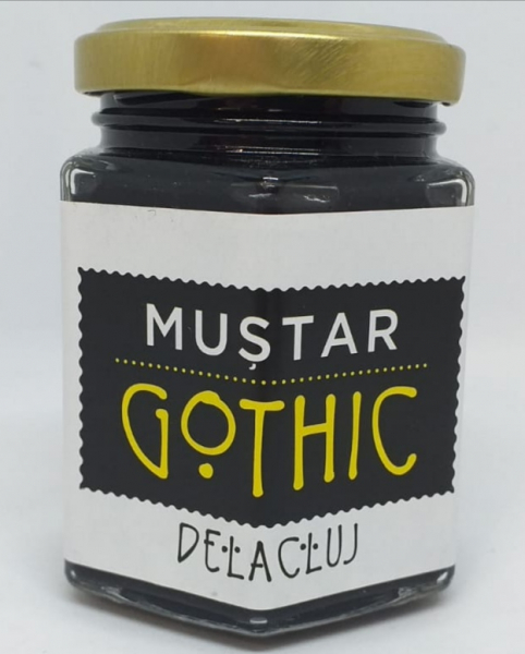 Mustar Gothic de la Cluj 0