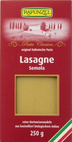 Lasagne semola, 250 gr [0]