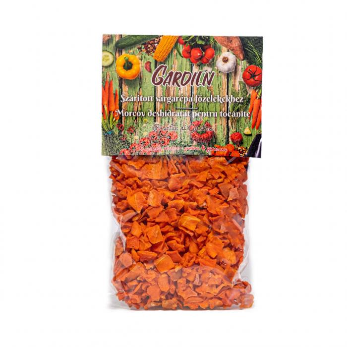 Morcovi deshidratați pentru tocănițe 75g [0]