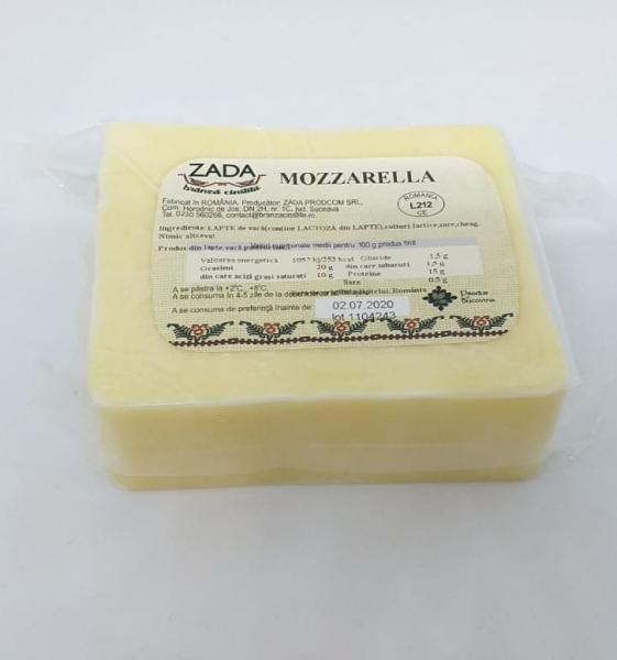 Mozzarella, 350-400 gr 1