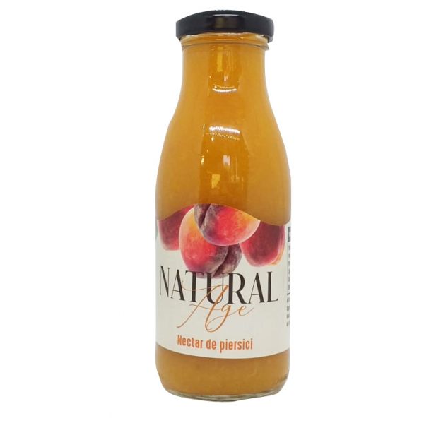 Nectar de piersici fara zahar, 250 ml 0