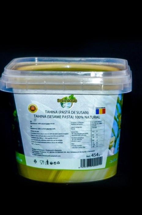Pasta de susan - Tahina, 454 gr [1]