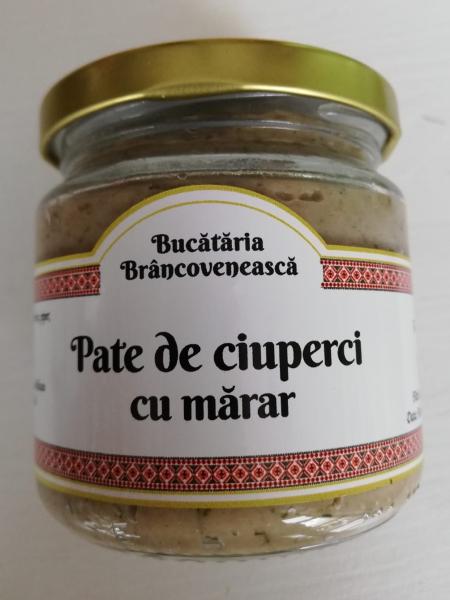 Pate de ciuperci cu marar, 220 gr 0