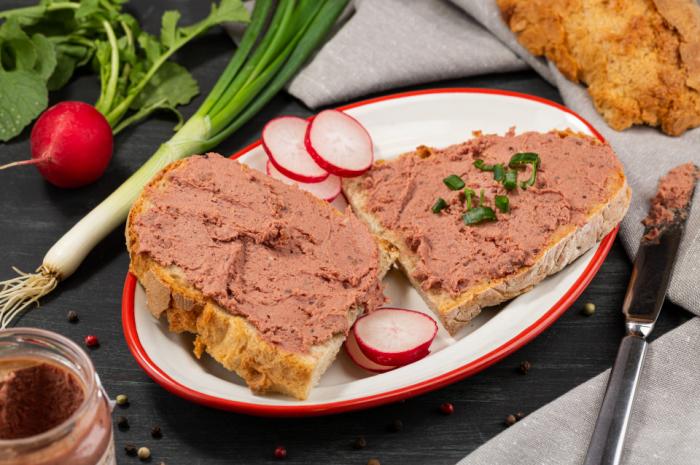 Pate de ficat porc, 150 gr 0