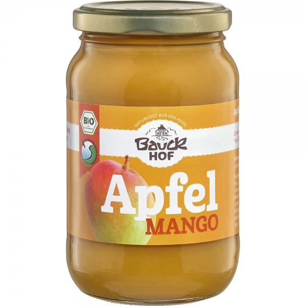 Piure de mere si mango FARA ZAHAR bio, 360g 0