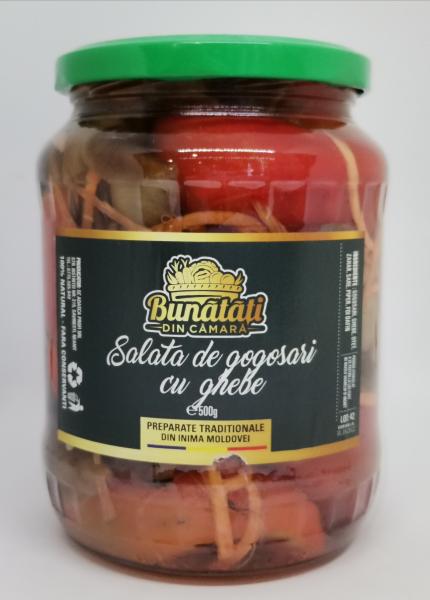 Salata de gogosari cu ghebe in otet [0]