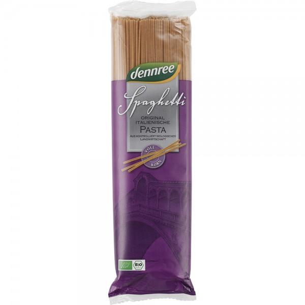 Spaghete din grau dur integrale bio,  500g 0