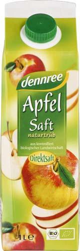 Suc de mere Bio, 1 litru 0